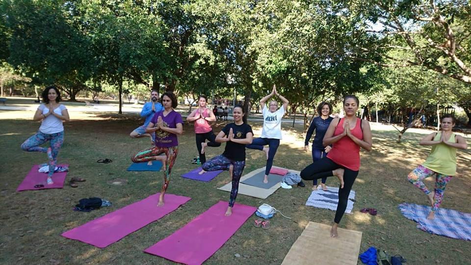 Yoga-no-Parque