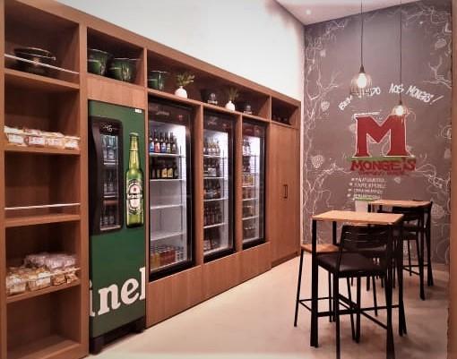 Monge's Empório Bier